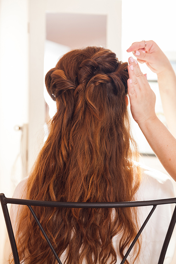 Five minute hair tutorials for the girl on the go