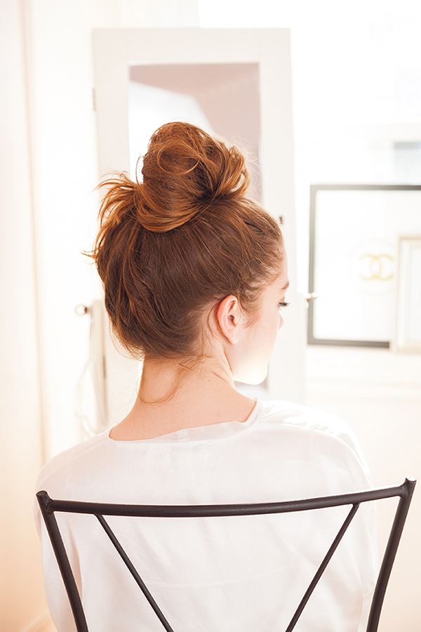 Have bed head? No problem! Here are three simple bed head approved hair tutorials