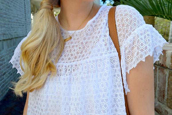 Crochet details in our latest style guide