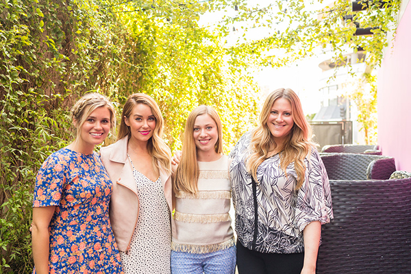 Lauren Conrad and the LC.com editors