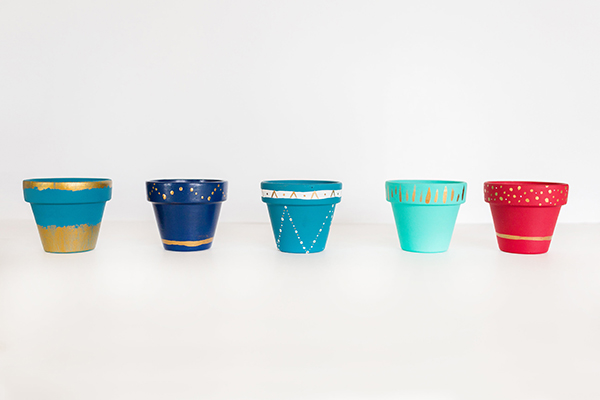 Design your own pots