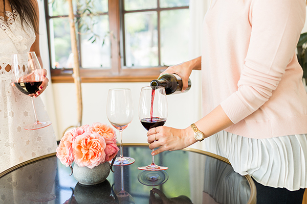 The smart girl's guide to wine