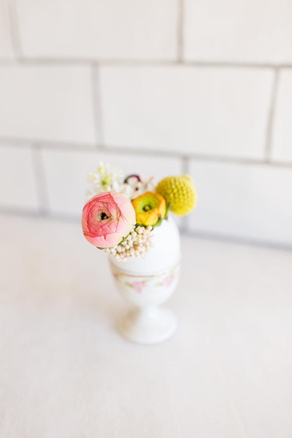 Easter Egg Bud Vases
