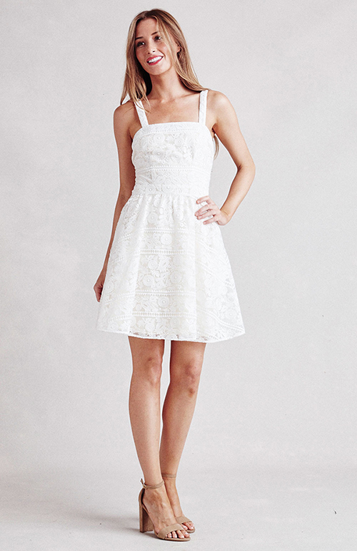 Paper Crown Rockport Dress