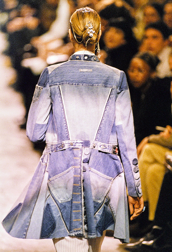 Favorite Spring 2016 Trend (I have a newfound love of patchwork denim)