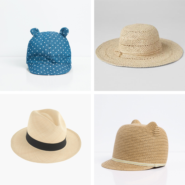 Stylish Sunhats - Spring Baby Shopping Guide on LaurenConrad.com!