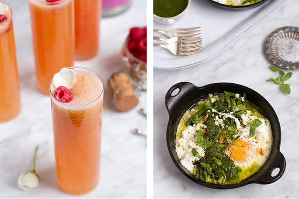 Seasonal Spring Brunch Recipes