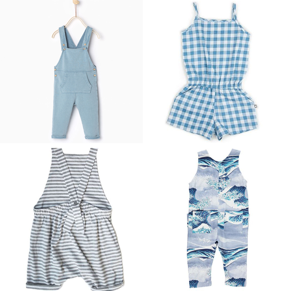 Overalls and Jumpsuits - Spring Baby Trends on LaurenConrad.com!