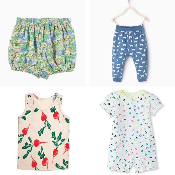 Spring baby shopping guide on LaurenConrad.com!
