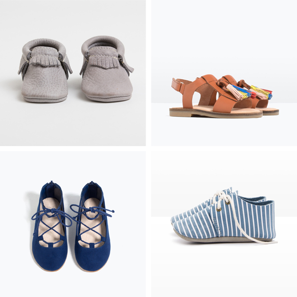 Shoes - Spring Baby Shopping Guide on LaurenConrad.com!