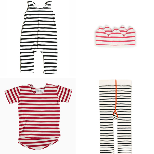 Nautical Stripes Baby Trend - Spring Shopping Guide on LaurenConrad.com!