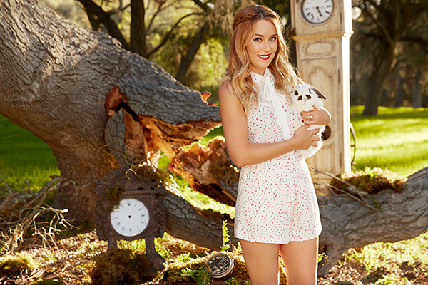 The new Alice in Wonderland LC Lauren Conrad for Kohl's collection