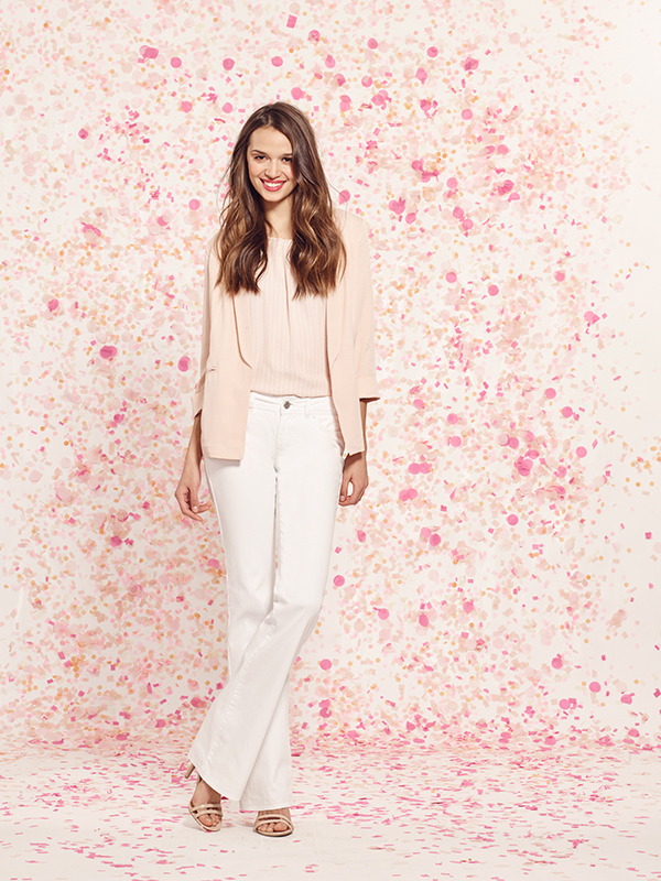 One of the many stunning looks from Lauren Conrad's latest Kohl's collection