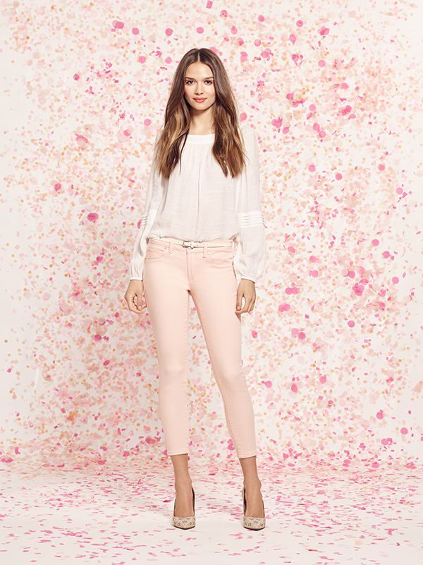 A look from the LC Lauren Conrad Celebrate collection