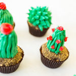 Edible Obsession: Cactus Cupcakes