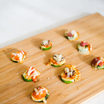 Good Eats: Healthy Zucchini Pizza Bites