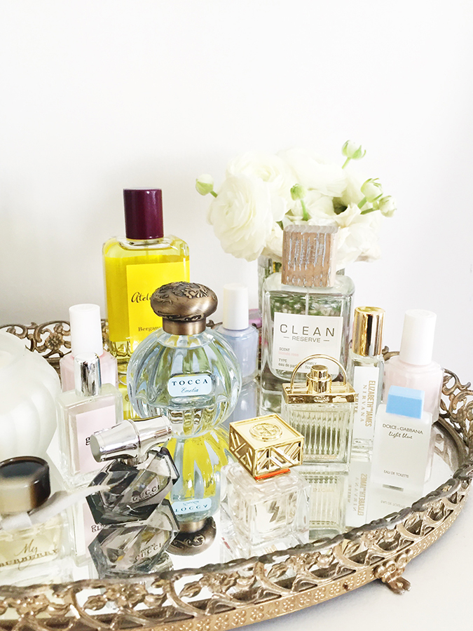 LaurenConrad.com's favorite perfumes for spring