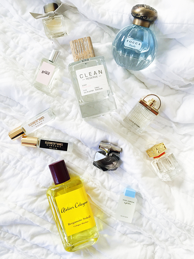 Our favorite spring fragrances by LaurenConrad.com