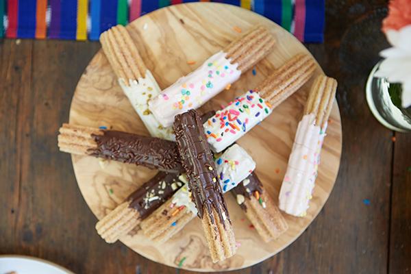 A perfect Cinco De Mayo dessert