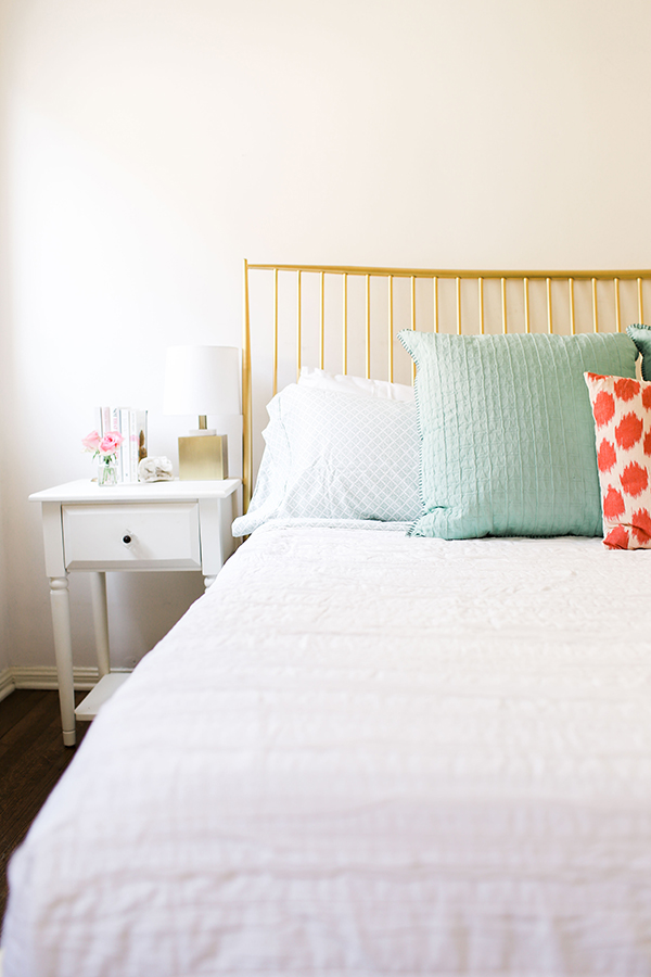 Home Makeover: Our Editor\'s Bedroom Redo - Lauren Conrad