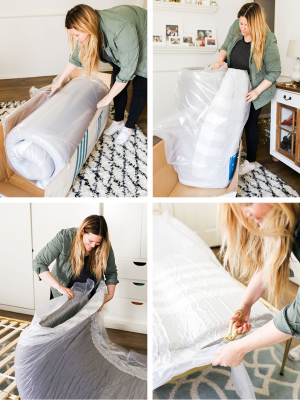 Why we love Leesa {for every 10 mattresses Leesa sells, they donate one to a shelter!}