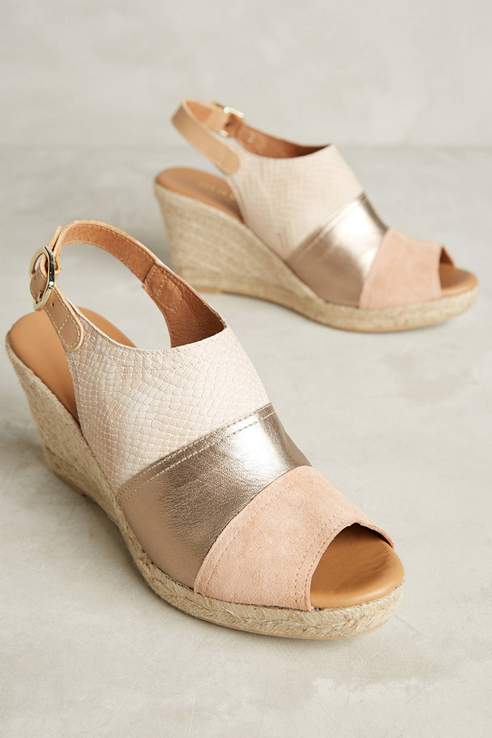 Find these espadrille wedges in Lauren's Friday Favorites on LaurenConrad.com