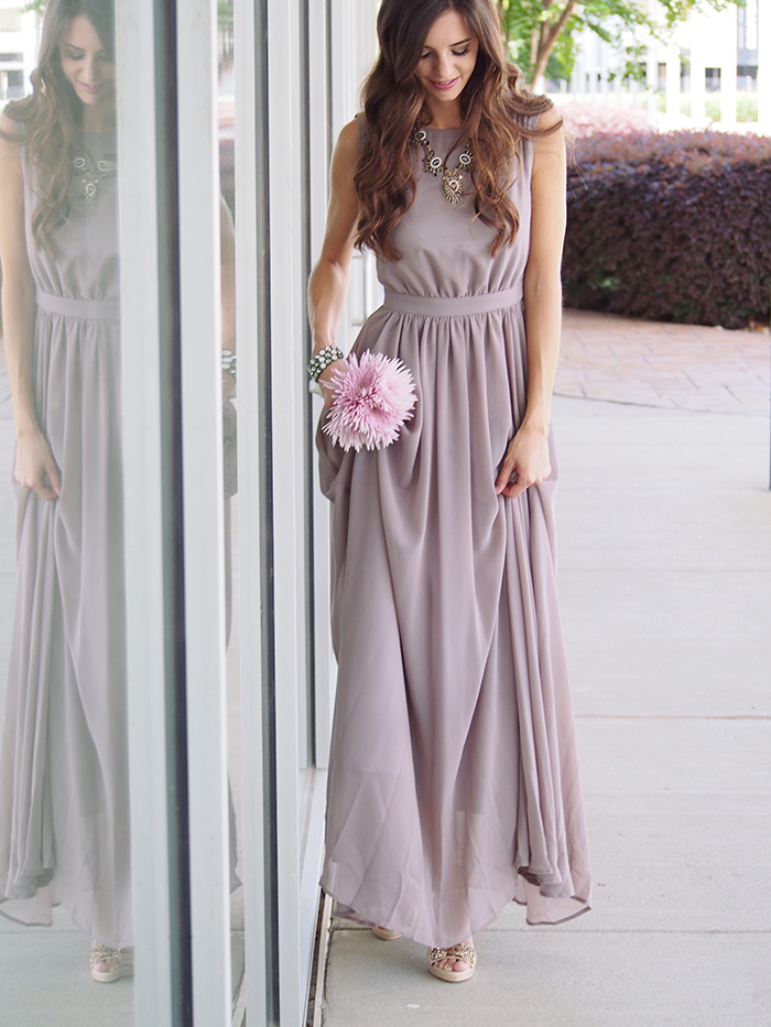 Wedding Bells Paper Crown Bridesmaids Dresses On 6 Real Girls