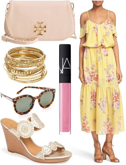 Style Guide: Wedding Guest Dress Code - Lauren Conrad
