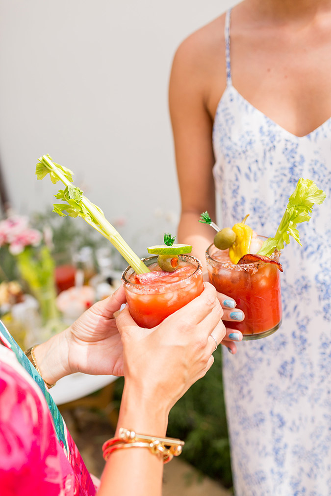 Make perfect summer Bloody Marys using these tips from Lauren