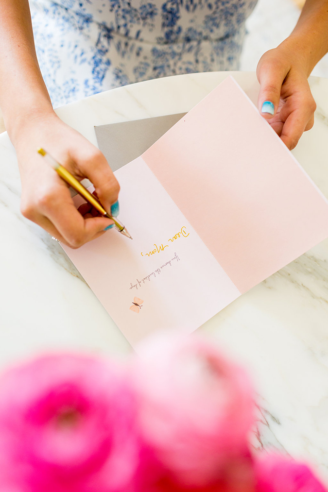Mother's Day at LaurenConrad.com with Hallmark