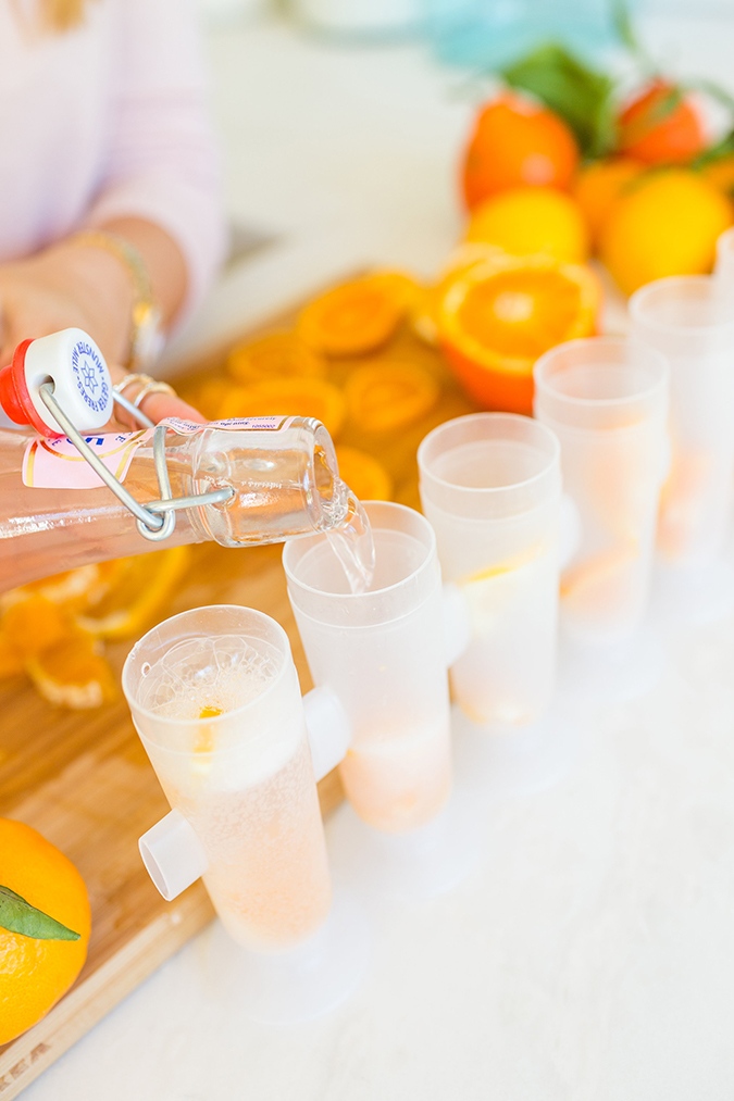 Citrus Stained Glass Popsicles on LaurenConrad.com