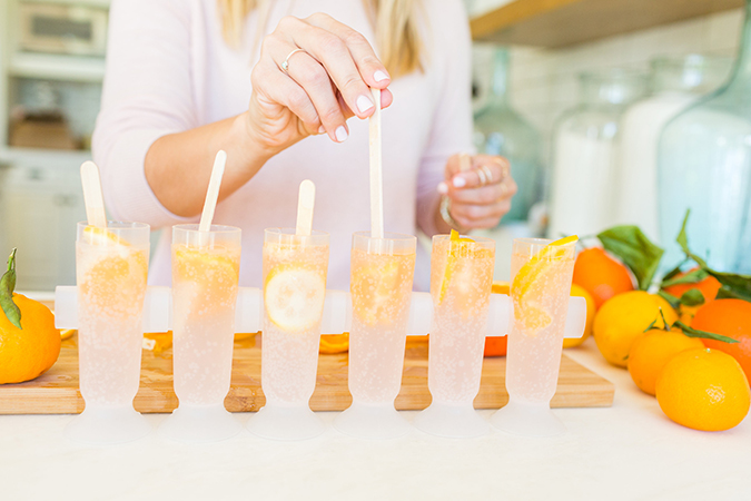 Get the recipe for the perfect summer treat on LaurenConrad.com
