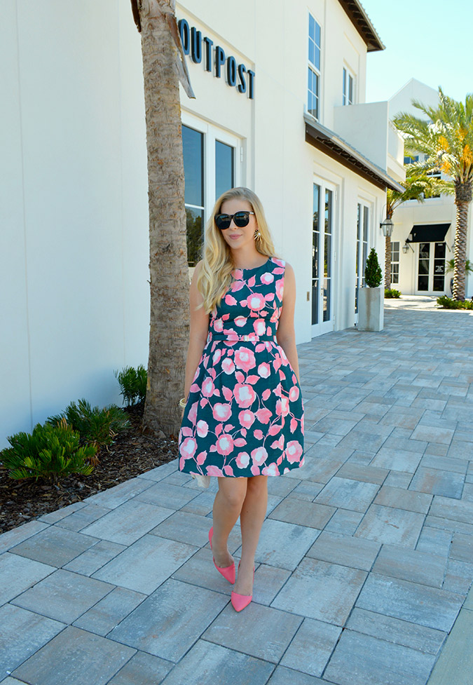 c9d2df47c769 Anna James from Fash Boulevard shares her Wedding Guest Style Guide on  LaurenConrad.com