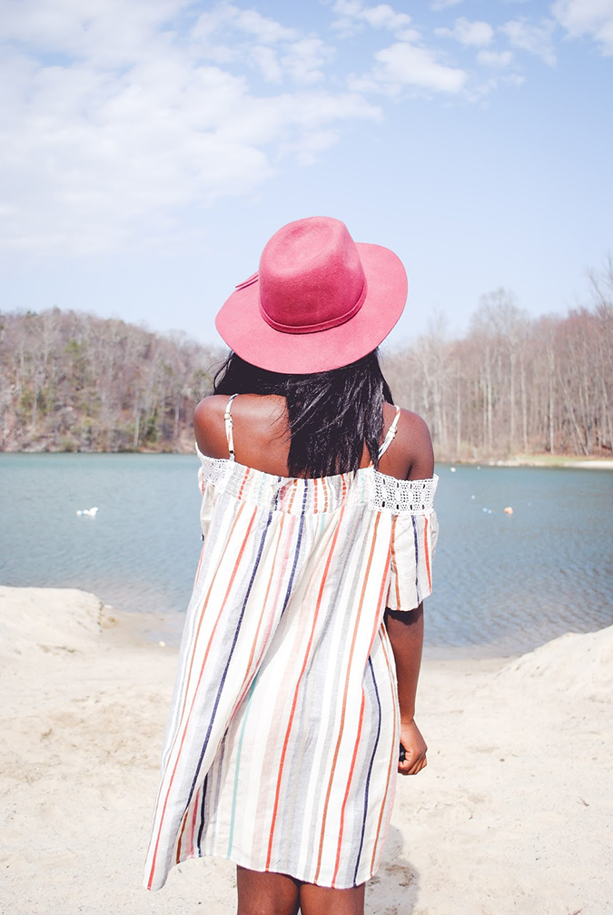 Give spring the cold shoulder via Oby Grace