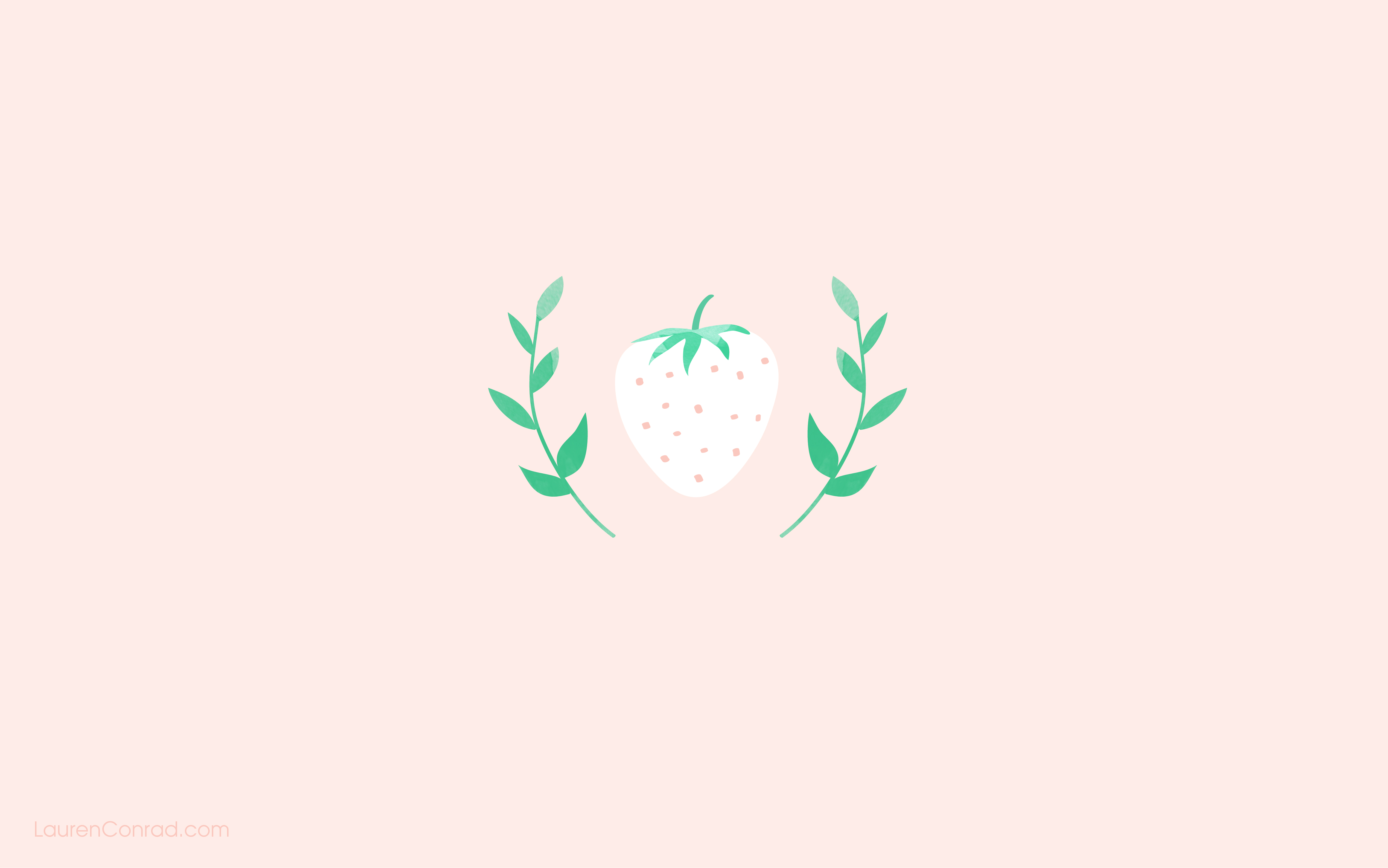 get these summery tech wallpapers by yellow heart art on laurenconrad com
