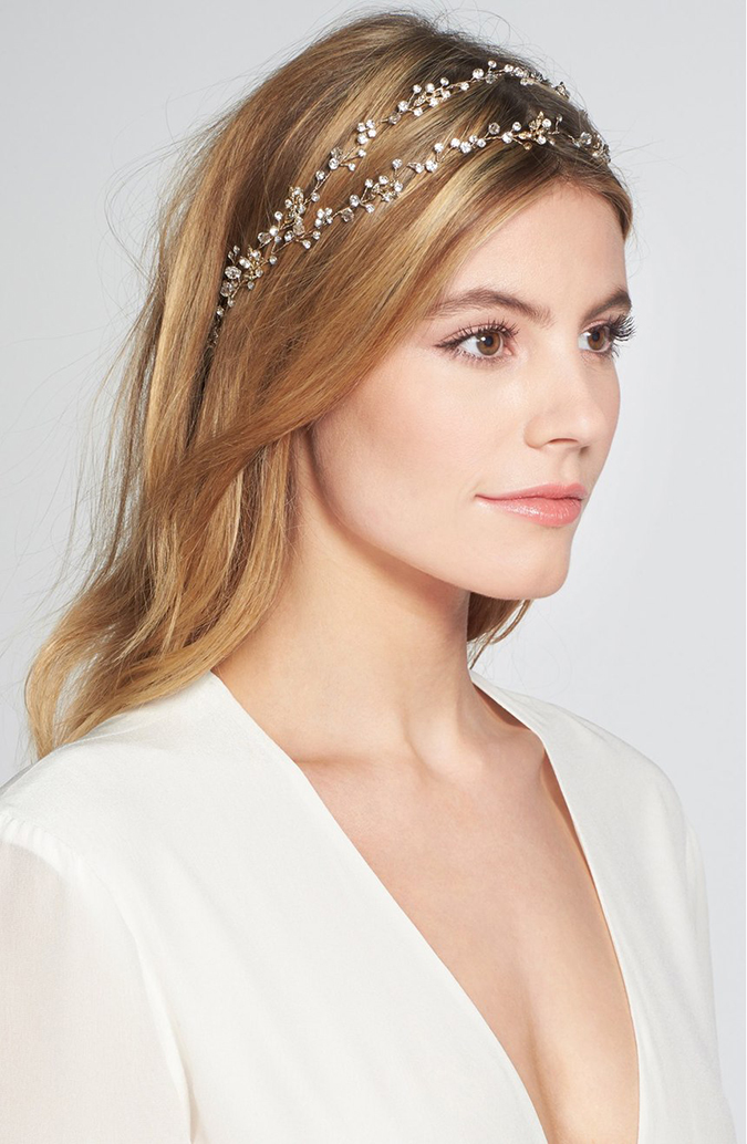 Get Lauren Conrad's hair jewelry look on LaurenConrad.com