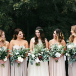 Wedding Bells: How to Nail the Mismatched Bridal Party Trend