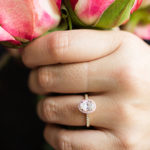 Wedding Bells: Our Favorite Engagement Ring + Wedding Band Pairings