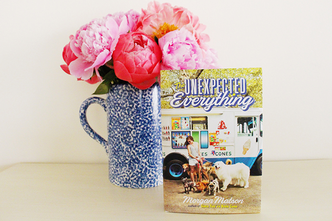 Read along with the LaurenConrad.com book club: The Unexpected Everything