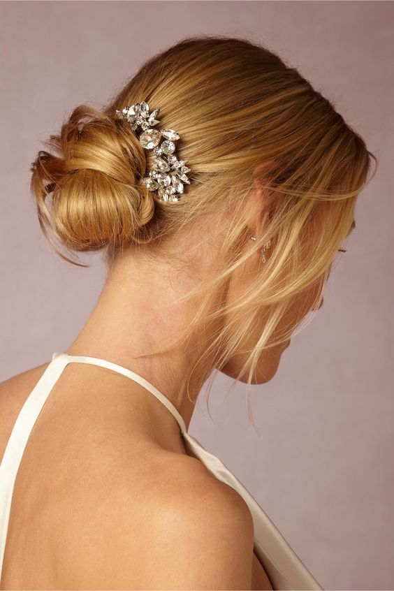 Currently Craving: Lauren Conrad's gorgeous hair jewelry