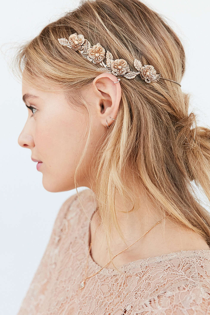 Currently Craving: Hair Jewelry on LaurenConrad.com