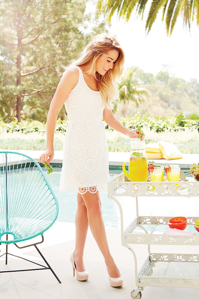 Read our June Letter from Lauren on LaurenConrad.com and learn about our theme for the month!