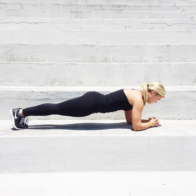 To lose body fat and build muscle