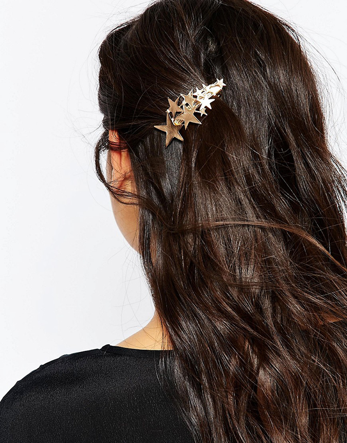 Get Lauren Conrad's hair jewelry look