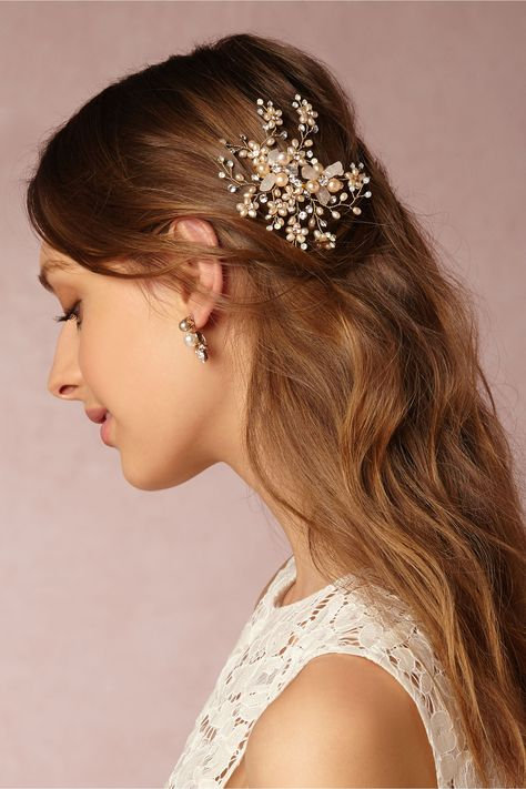 Anthropologie hair comb on LaurenConrad.com