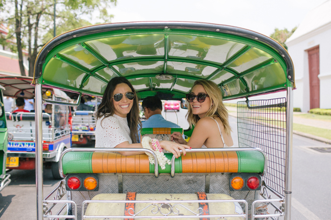 Lauren Conrad's photo diary: Thailand