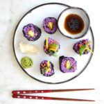 Recipe Box: Rainbow Paleo Vegan Sushi