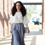 Chic of the Week: Ari Stays Cool in Culottes