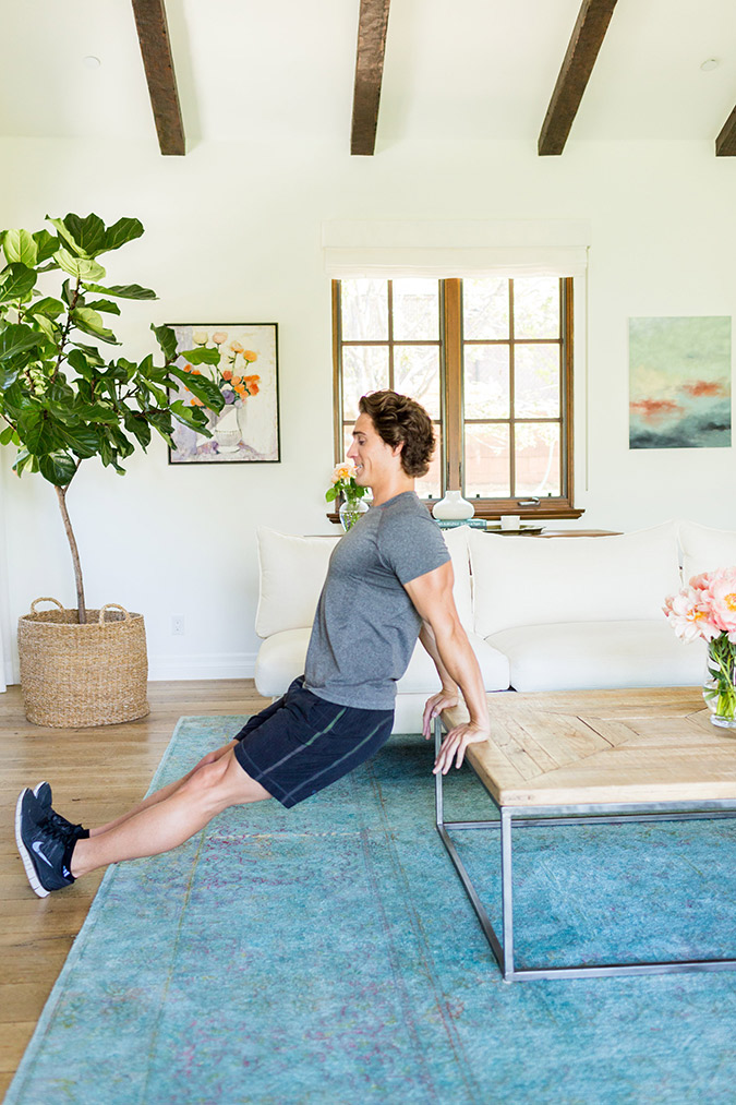 Get a solid workout in the comfort of your own hotel room
