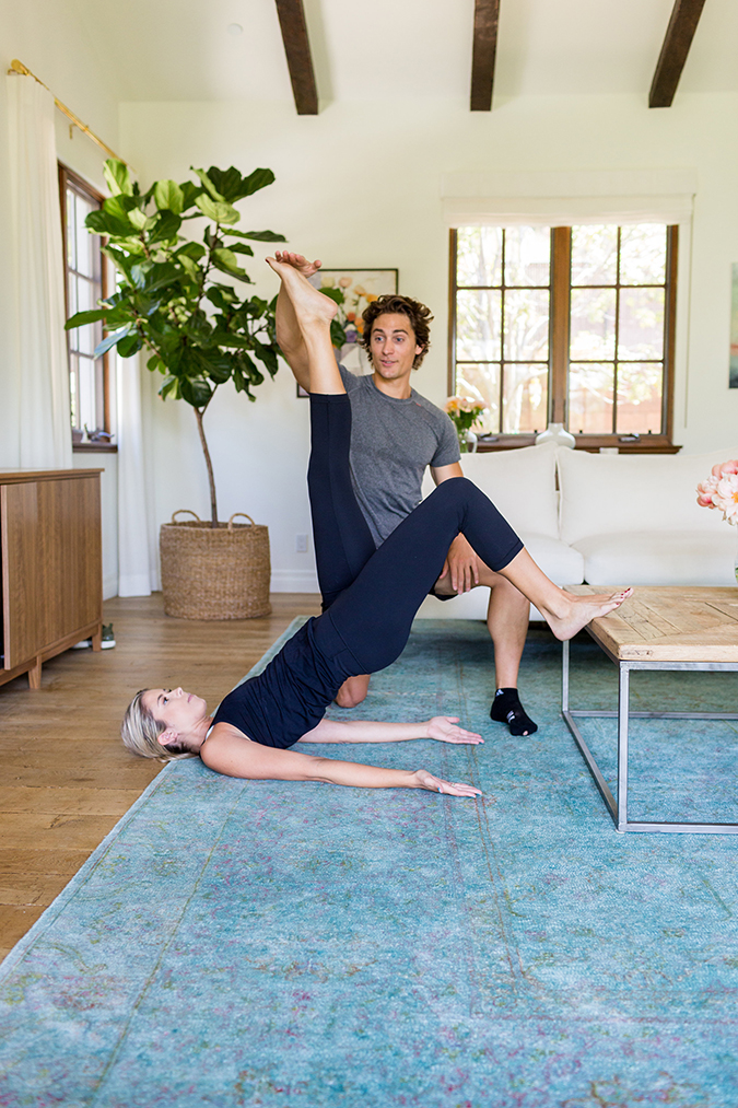 Get your butt into shape with these single leg butt burners